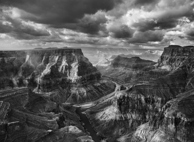 , 'The confluence of the Colorado and the Little Colorado. Arizona. USA,' 2010, Sundaram Tagore Gallery