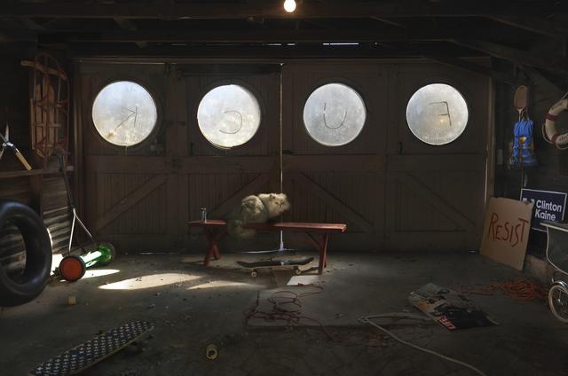 , 'Trapped,' 2017, Robert Mann Gallery