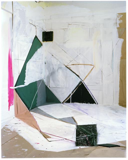, 'Stage 13 (left),' 2013, Galerie Bart