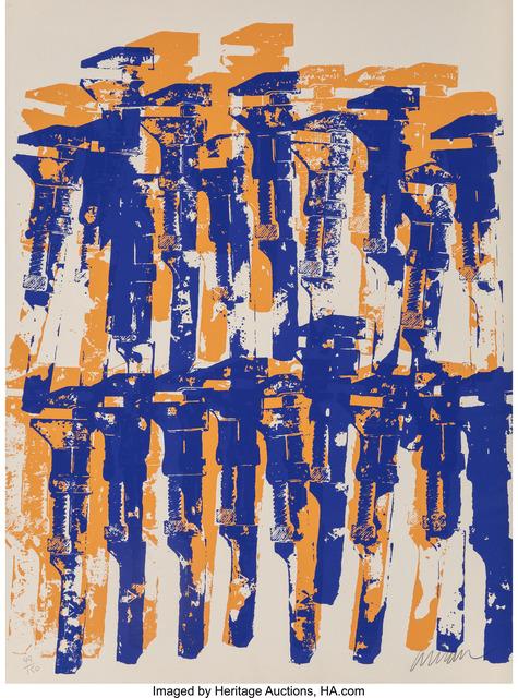 Arman, 'Soldaten', 1979, Heritage Auctions