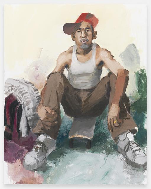 , 'David,' 2013, Miles McEnery Gallery