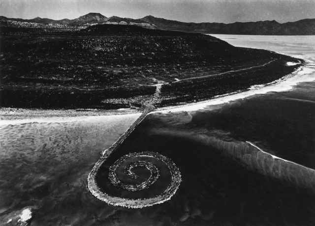 , 'Spiral Jetty (#2),' 1970, Jim Kempner Fine Art