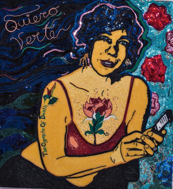, 'Quireo Verte,' 2012, Carter Burden Gallery