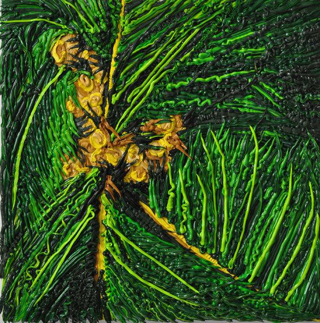 Caroline Larsen, 'Panama Palm', 2014, Craig Krull Gallery