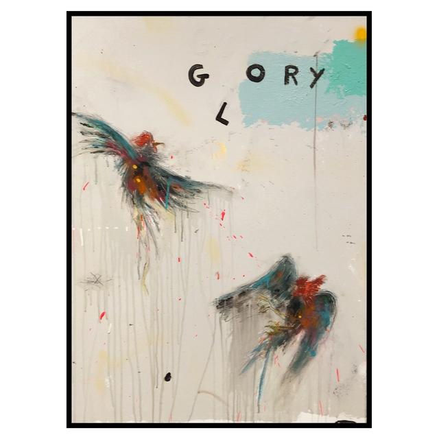 , 'In All it's Splendor,' 2019, Bruce Lurie Gallery
