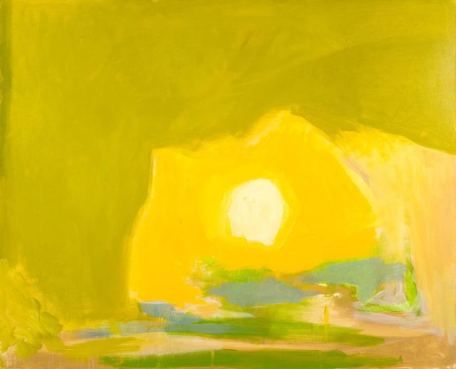 Esteban Vicente, 'FLOWER OF FLOWERS', 1997, Jerald Melberg Gallery