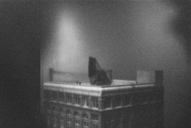 , 'Dissolved into mist or something else,' 2015, Anna Laudel
