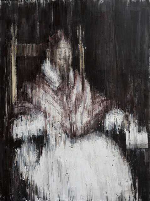 """, '""""B.I. (Portrait of Pope Innocent X)"""",' 2015, Parlor Gallery"""
