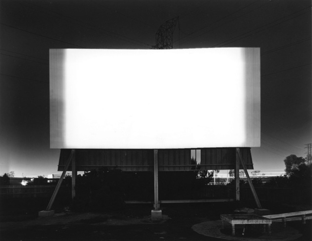 , 'South Bay Drive-In, South Bay,' 1993, Rosier Gallery
