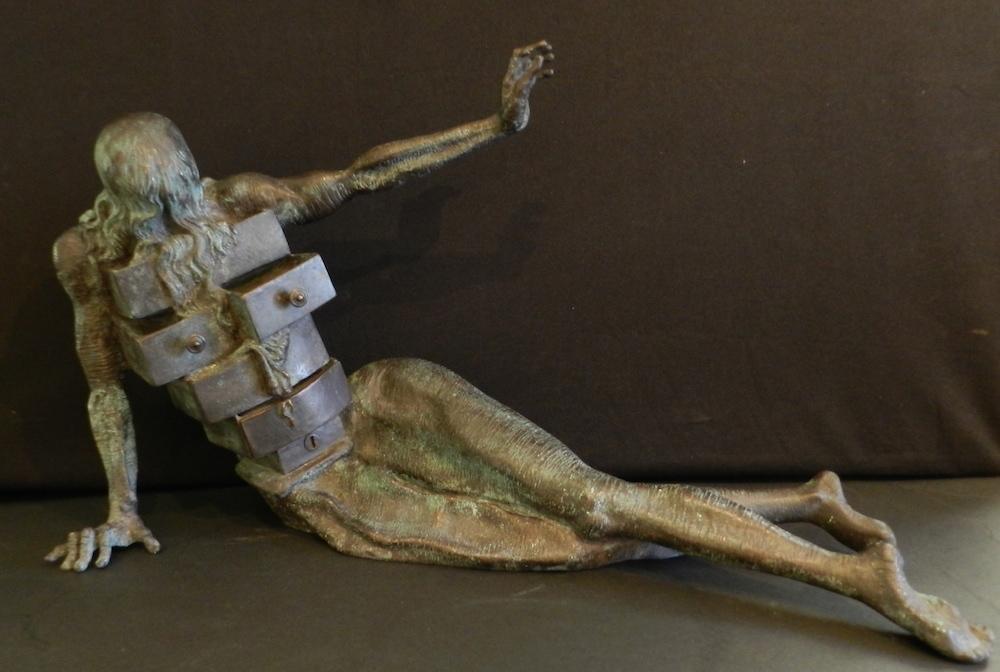 Salvador Dalí | Anthropomorphic Cabinet Sculpture (1982) | Artsy