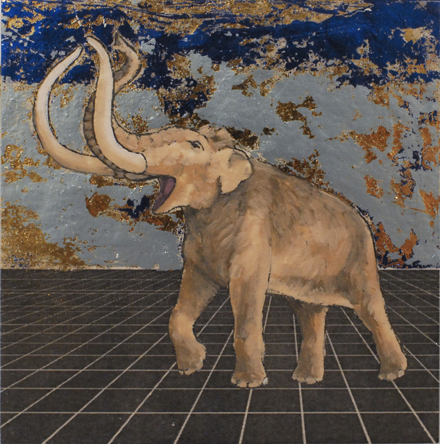 , 'Calling Mammoth,' 2019, Deep Space Gallery