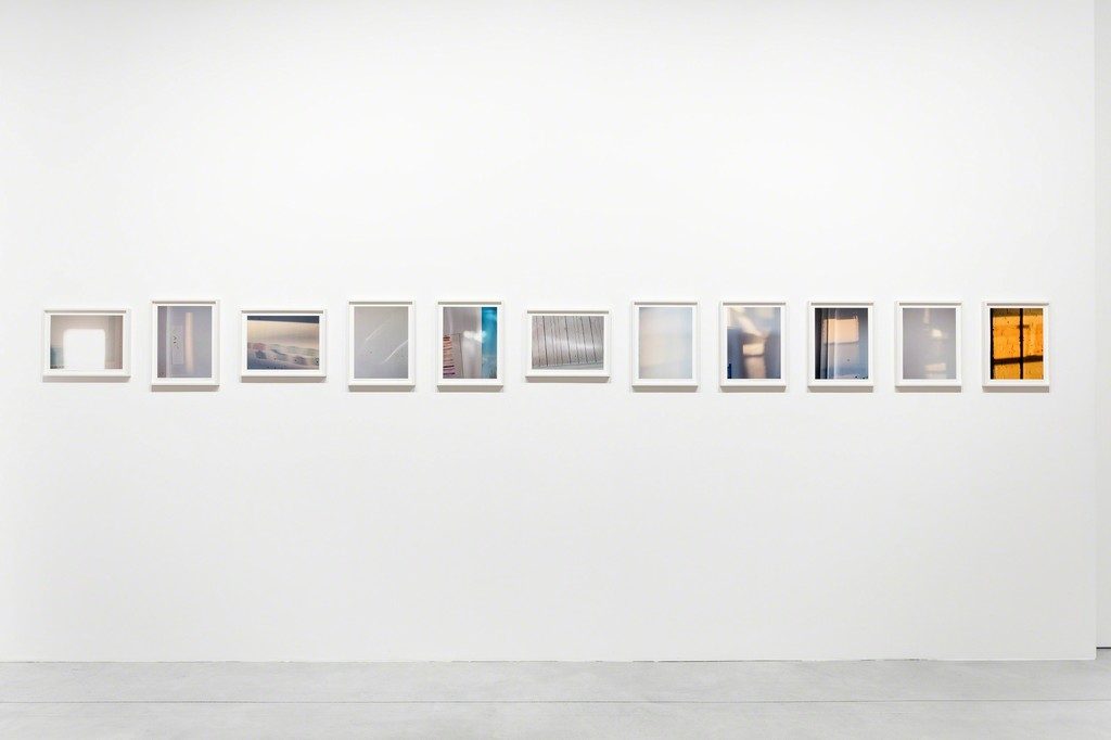 Sunlight in a Room, 2017, 11 Archival inkjet prints, 8 photographs 35 x 26.6 cm (framed 40.2 x 31.7 cm) each, and 3 photographs 26.6 x 35 cm (framed 31.7 x 40.2 cm) each