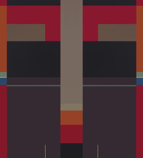 , 'Acrylic No. 2,' 2015, Leon Tovar Gallery