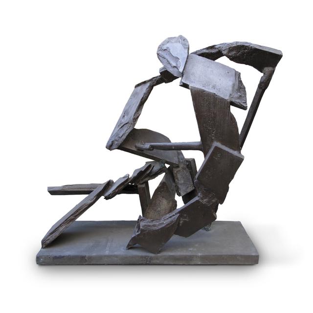 , 'Peter Voulkos 'Remington #2' Reclining Figure,' ca. 1961, Jeffrey Spahn Gallery