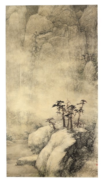 , 'Landscape in Snow,' , Christie's South Asian + Chinese