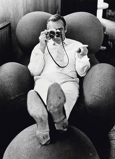 , 'Sean Connery,' 1971, Hilton Asmus