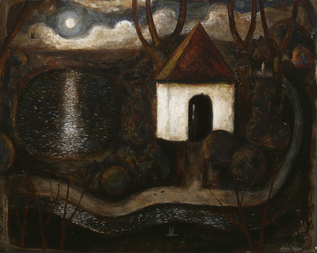 , 'Where Silence Undisturbed,' 2017, John Martin Gallery
