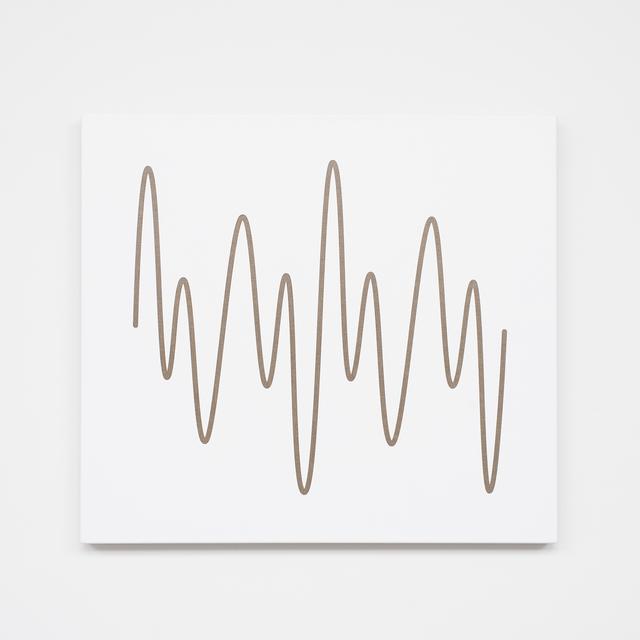 , 'Harmonic Sine Wave 2:4:6:8 I,' 2017, Galería Hilario Galguera