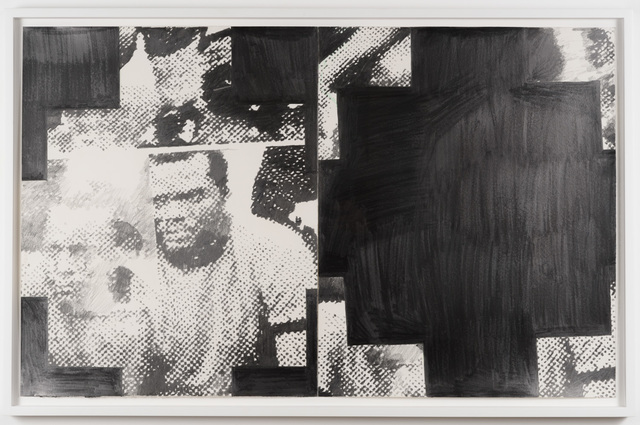 , 'Untitled (Chacana Diptych),' 2009-2016, Samuel Freeman