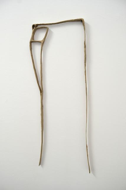 , 'stage silence,' 2016, Konrad Fischer Galerie