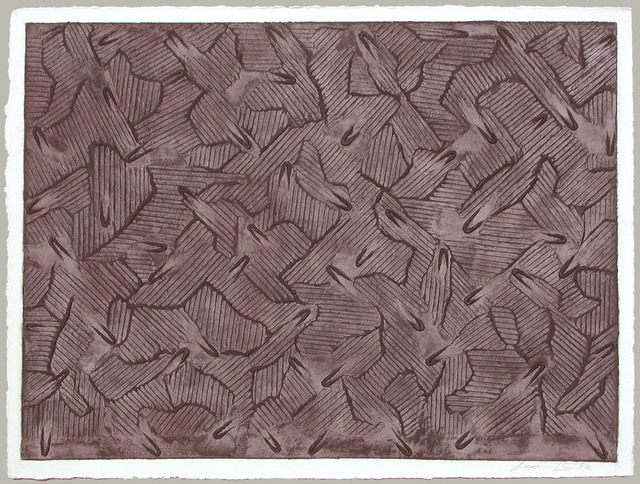 , 'Ecriture Series III #31,' 1994, Galerie Bhak