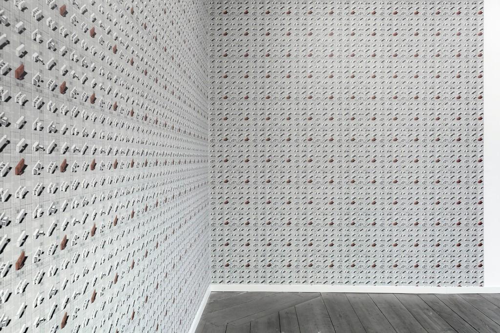 Exhibition view, 2019, Galerie EIGEN + ART Berlin, Photo: Otto Felber, Berlin