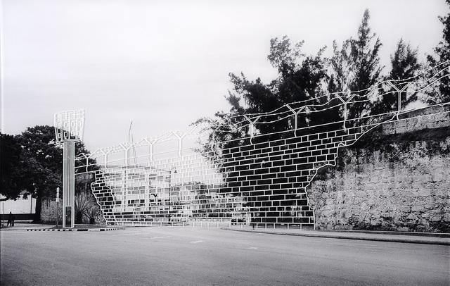 , 'Un día cualquiera en que La Habana se detuvo a recordar Berlín III,' 2012, Habana