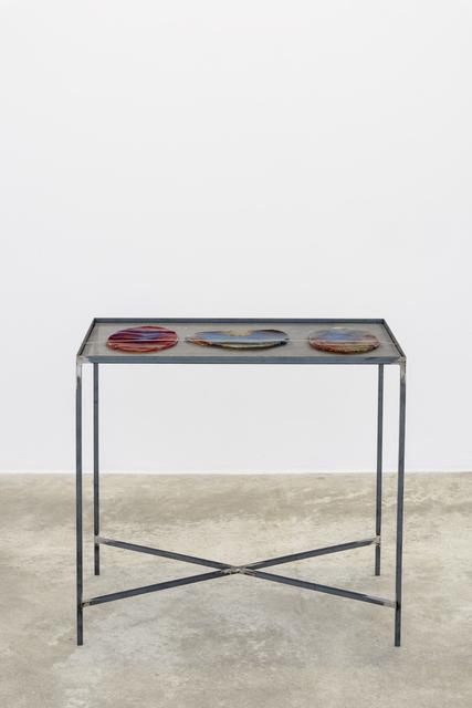 , 'Trois exemples,' 2017, Michel Rein Paris/Brussels