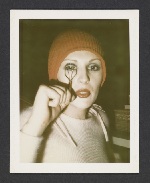 , 'Candy Darling,' 1972, Los Angeles County Museum of Art