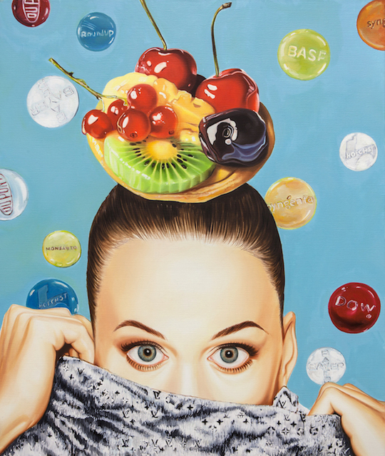 , 'Delicious Fruits	,' 2017, Gallery 2C for Art