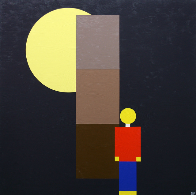 , 'Who's Afraid of The Dark Side of The Moon,' 2019, Bruno David Gallery & Bruno David Projects