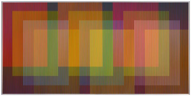 , 'Physichromie n°1879,' 2013, Galerie Denise René
