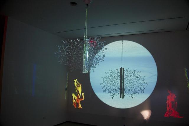 , 'Coral Rainbowmaker,' 2016, C24 Gallery