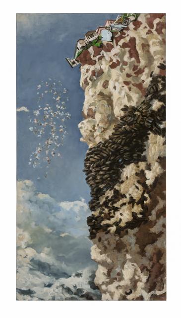, 'Deposition I: Polymurmuration,' 2015, Catharine Clark Gallery