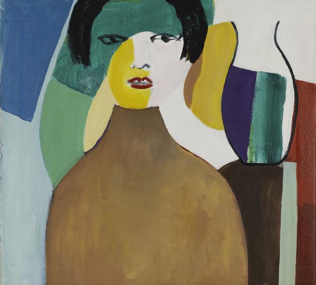 Harold Garde, 'Black Hair', 2007, ArtSuite New York
