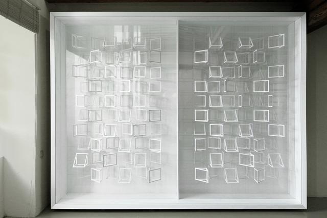 , 'merkur,' 1996, Edition & Galerie Hoffmann