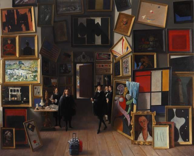 , 'The New Collection of the Archduke,' 2005-2012, Art Of The World Gallery