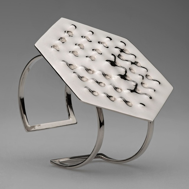 , 'Superficie bracelet,' 2012, Elisabetta Cipriani