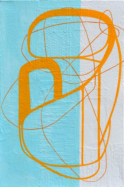 , 'Orange Lipstick,' 2016, Spotte Art