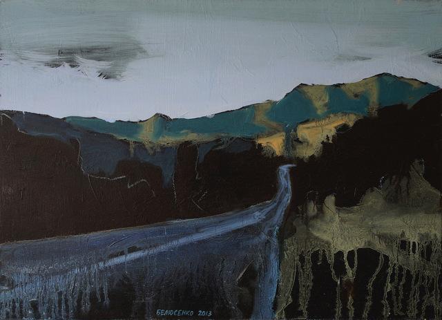 Oleksii Beliusenko, 'Cycle 'Crimean Roads' #2', 2013, Saphira & Ventura Gallery
