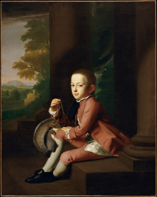 John Singleton Copley, 'Daniel Crommelin Verplanck', 1771, The Metropolitan Museum of Art