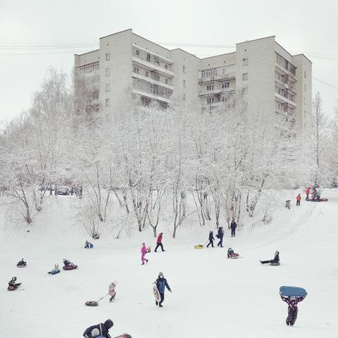 Dmitry Markov, 'Kostroma', 2017, Photography, ChromaLuxe on aluminum, agnès b. Galerie Boutique