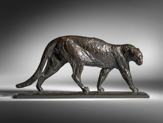 , 'Walking Panther,' 1920, Sladmore Contemporary