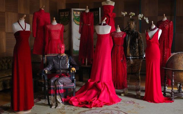 , 'Maria Grazia Chiuri and Pier Paolo Piccioli for Valentino,' 2011, Jackson Fine Art