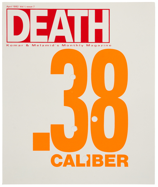 Alexander Melamid, 'DEATH (11 works)', Hindman
