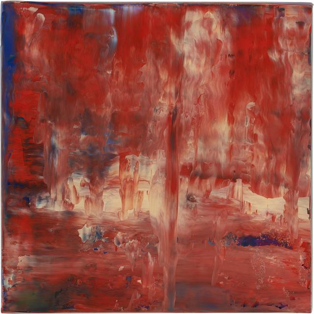 , 'Red Soul 2,' 2017, Anaid Art