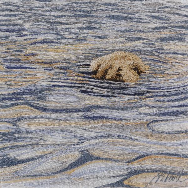 , 'Lapping At My Feet,' 2014, Daniel Raphael