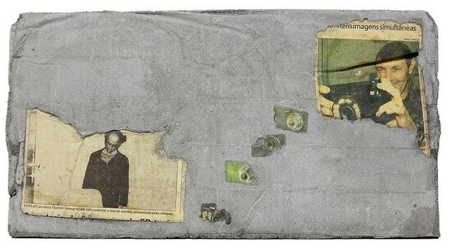 , 'Laje #19 (herzog),' 2012, Mendes Wood DM