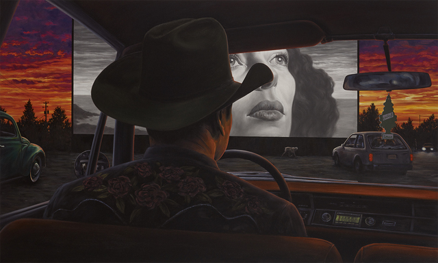 Eric White, 'Down in Front', 2014, Gallery Poulsen