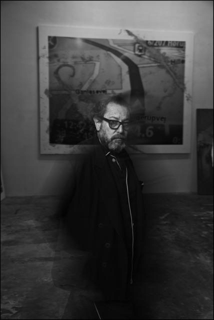 , 'Julian Schnabel #3,' 2014, Weiss Katz Gallery